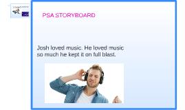 PSA STORYBOARD