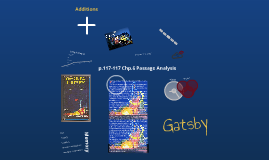 The Great Gatsby Passage Analysis