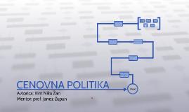 CENOVNA POLITIKA