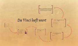 Da Vinci leeft voort