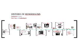 HISTORIA DE HEMODIALIS
