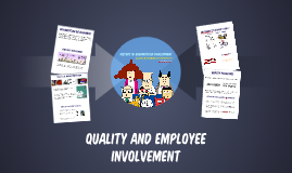 Quality and Employee Involvement