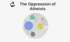 The Oppression of Athiests