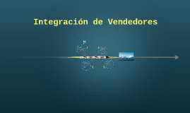 Integracion de Vendedores