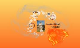 Captio Ritual Vestales