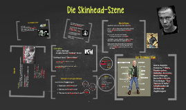 Die Skinhead-Szene