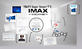 Copy of IMAX super smart TV