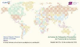 Jornadas de Delegados Diocesanos de Pastoral de la Carretera