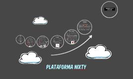 Copy of Plataforma nixty