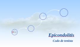 Epicondolitis