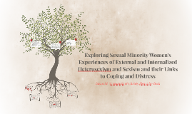 Exploring Sexual Minority Women's Experiences of External an