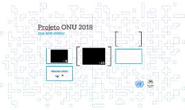 Projeto ONU 2018