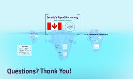 Canada's Macroeconomics
