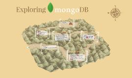Exploring MongoDB