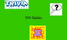 BBQ Quizzo