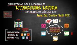 Estratégias para o ensino de literatura latina no Brasil do século XXI