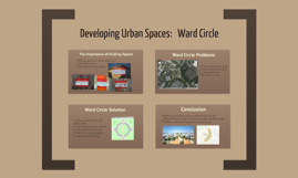 Urban Spaces: Ward Circle