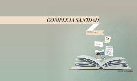 COMPLETA SANIDAD