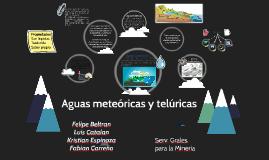 Copy of Aguas meteóricas y telúricas