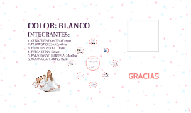 Copy of COLOR: BLANCO