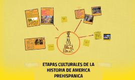Copy of ETAPAS CULTURALES DE LA HISTORIA DE AMERICA PREHISPANICA