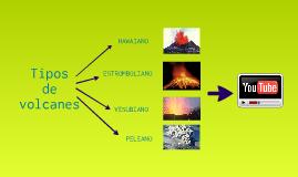 Copy of Tipos de volcanes