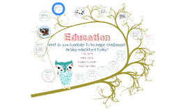 Education 5501 Prezi