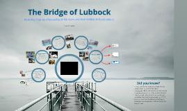Copy of Bridge of Lubbock