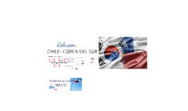 Relación Chile-Corea del Sur