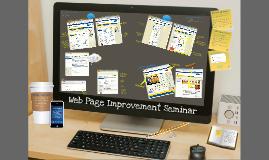 Improve Web Page