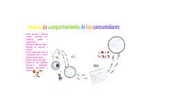 Copy of Modelo de comportamiento de los consumidores