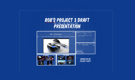 project 3 draft presentation