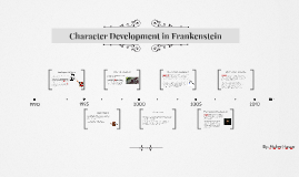 Character Development in Frankenstein