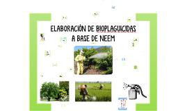 ELABORACIÓN BIOPLAGUICIDA