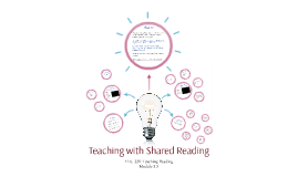 Module 4.3 Teaching with Shared Reading