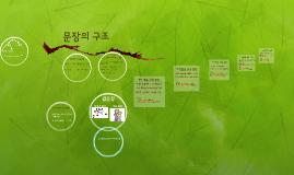 Copy of 문장의 구조