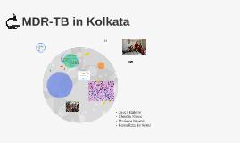MDR-TB in Kolkata