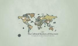 The Cultural Borders of Discovery