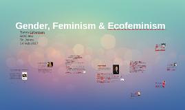 Copy of Ecofeminism