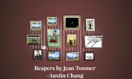 reapers jean toomer