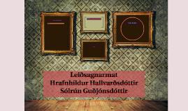 Leiðsagnarmat
