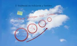 E-business en Hotelería y Turismo