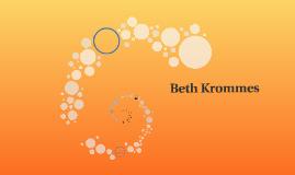 Beth Krommes