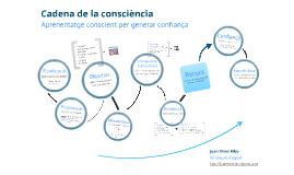 Model de la Cadena de la consciència - Joan Vives Ribó