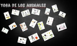 Yoga de los animales