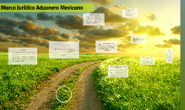 Marco Jurídico Aduanero Mexicano