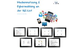 Mediennutzung und Cybermobbing an der IGS List