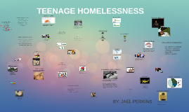 TEENAGE HOMELESSNESS