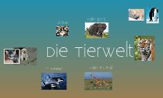 Die Tierwelt