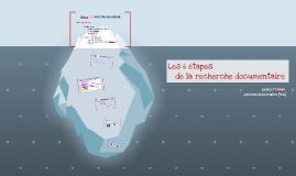 Copy of Les 6 étapes de la recherche documentaire
